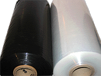 Films are polypropylene packaging