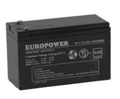 Аккумуляторные батареи Europower