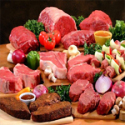 Fragrances meat technological