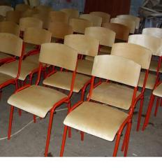 Backs and seats for a school (student's) chair