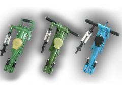 Pneumopunchers, hydraulic perforators,