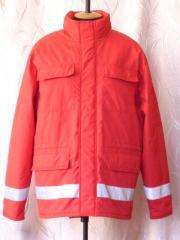 Куртка медицинская утепленная «Скорая помощь»,