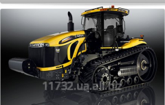 Гусеницы трактора Challenger MT800Е