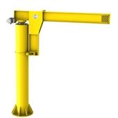 Crane console rotary / p 1