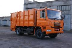 Комунальна машина для збору сміття ВЛИВШИ Медіум