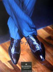 Обувь вечерняя нарядная мужская