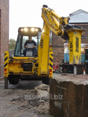 The hydrohammer new to the excavator of 29-45 tons