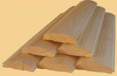 Вагонка Блок-Хаус 33*140
