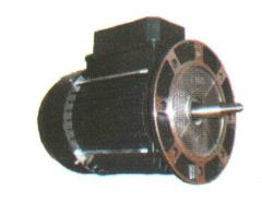 Electric motors asynchronous common industrial