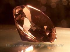 Бриллианты цветные