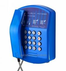Bank anti-vandal BTA-103 telephone se