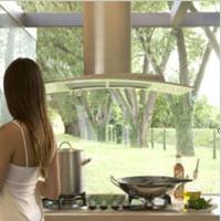 Вытяжки кухонные электрические