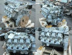 Engine KAMAZ 740.1000400