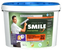 SMILE SD 59 plaster protectively decorative with
