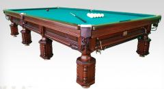 Billiard table Empire