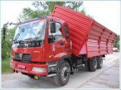 Dump truck grain-carrier PHOTON of AUMAN (6*4)