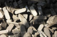 Briquette in bulk