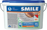 SMILE SP15 filling finishing for walls, ceilings