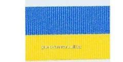 Тесьма флаг Украины