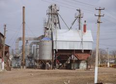 Grain-cleaning unit ZAV-20 40. Service. Spare