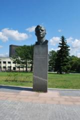 Pedestals from granite