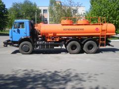 ATZ-10-53215 refueler. From the producer. We work