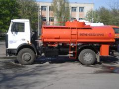 ATZ-10-533702 refueler. Vinnytsia. From the