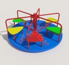 "Roundabout ""Semitsvetik"
