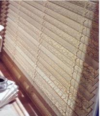 Жалюзи горизонтальные деревянные