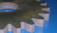 Details and knots from plate non-ferrous metals