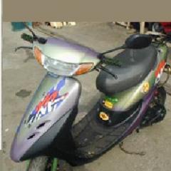Скутер Honda Dio AF35 ZX-1