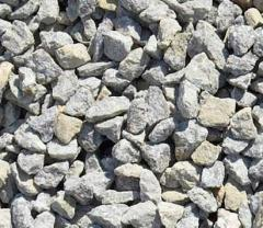 Crushed stone granite fractions 11-16