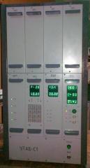 Device of UTAB-S1 batteries of testing