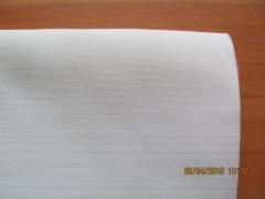 Osnovovyazalny filter fabric from polyester
