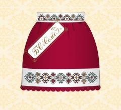 Borshch_vsk's skirt (bodova, 10-12 rok_v)