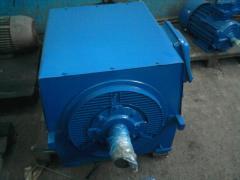 Электродвигатели общепромышленные 200 кВт 1500