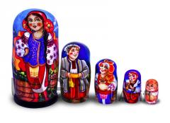 Ukrainian nested doll