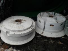 Волочильные барабаны 550мм.