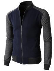 Baseball jacket 1432 dark blue