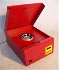 Laboratory Centrifuge Gerber heated