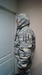 Костюм камуфлироваyный АCU, для АТО, военных, снайперов.