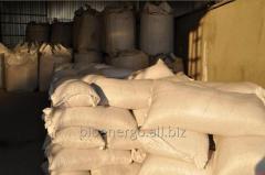 Pellets in bags, production europellet (wood