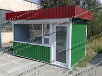 Trade pavilion of any sizes