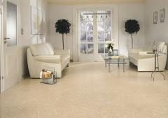 Коркові покриття для стін і підлоги - краса й