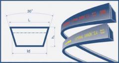 Ремни клиновые широкопрофильные