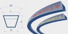 Kliny belts narrow-purpose