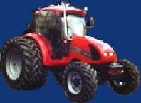 The tractor UMZ-10244N new generation of general
