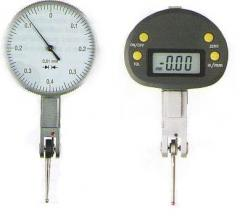 The indicator the IRB SGM lever and gear type -