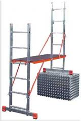 The combined multipurpose ladders