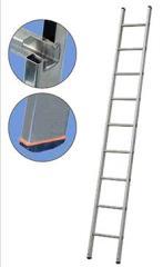Ladders are telescopic